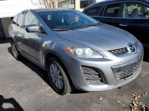 2011 Mazda CX-7 for sale at DPM Motorcars in Albuquerque NM
