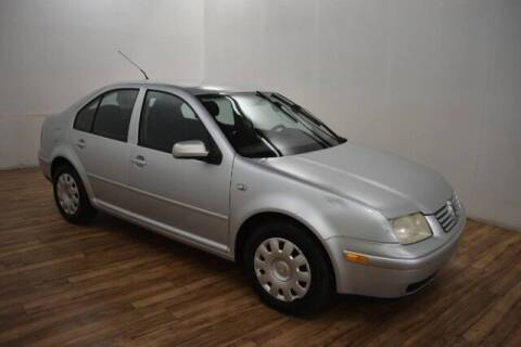 2003 Volkswagen Jetta for sale at Paris Motors Inc in Grand Rapids MI