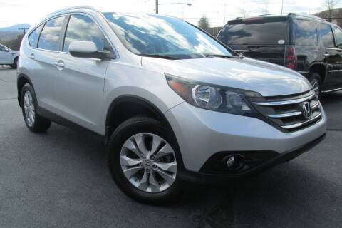 2013 Honda CR-V for sale at Tilleys Auto Sales in Wilkesboro NC