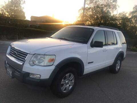 2007 Ford Explorer for sale at MSR Auto Inc in San Diego CA