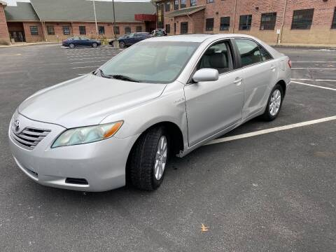 2008 Toyota Camry Hybrid for sale at STARIA AUTO GROUP LLC in Akron OH