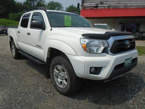 2015 Toyota Tacoma for sale at Wimett Trading Company in Leicester VT