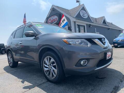 2015 Nissan Rogue for sale at Cape Cod Carz in Hyannis MA