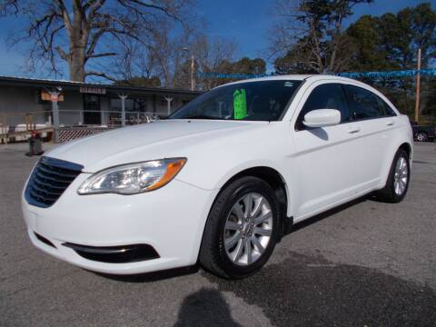 2011 Chrysler 200 for sale at Culpepper Auto Sales in Cullman AL