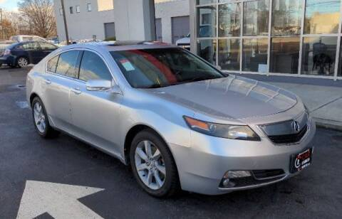 2012 Acura TL for sale at Car Revolution in Maple Shade NJ