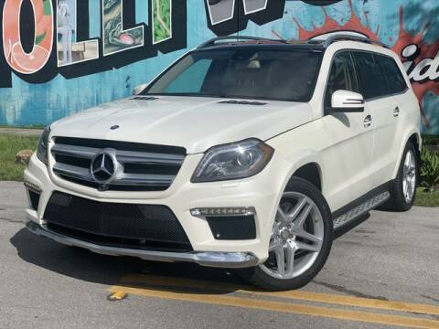 2013 Mercedes-Benz GL-Class for sale at Palermo Motors in Hollywood FL