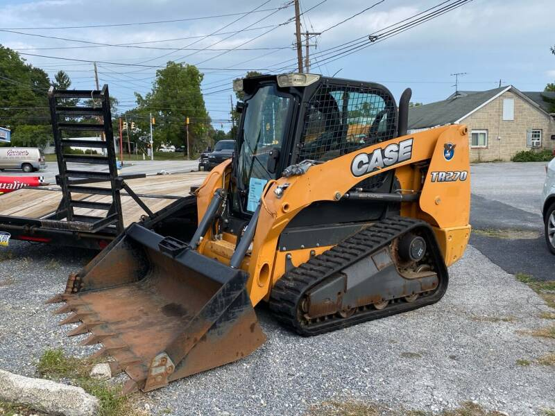 2013 Case TR270 for sale at Ginters Auto Sales in Camp Hill PA