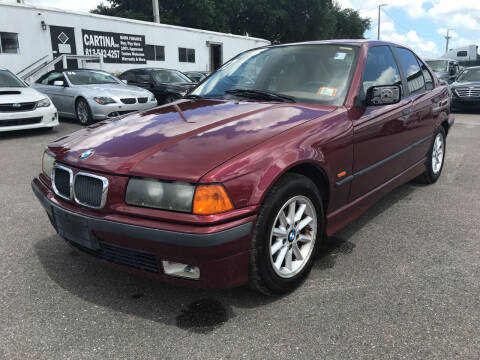 1997 BMW 3 Series for sale at Cartina in Tampa FL