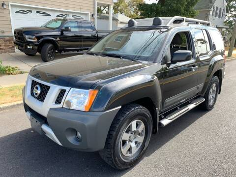 2012 Nissan Xterra for sale at Jordan Auto Group in Paterson NJ