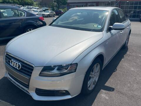 2011 Audi A4 for sale at Fellini Auto Sales & Service LLC in Pittsburgh PA