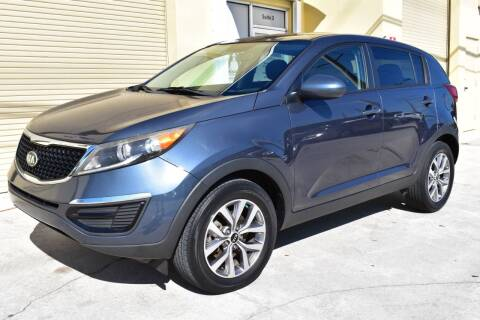 2014 Kia Sportage for sale at Thoroughbred Motors in Wellington FL
