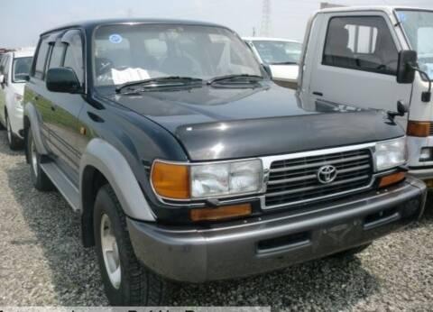 1996 Toyota Land Cruiser for sale at JDM Car & Motorcycle LLC in Seattle WA