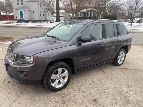 2014 Jeep Compass for sale at BROTHERS AUTO SALES in Hampton IA