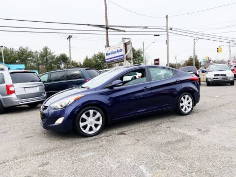 2012 Hyundai Elantra for sale at New Wave Auto of Vineland in Vineland NJ
