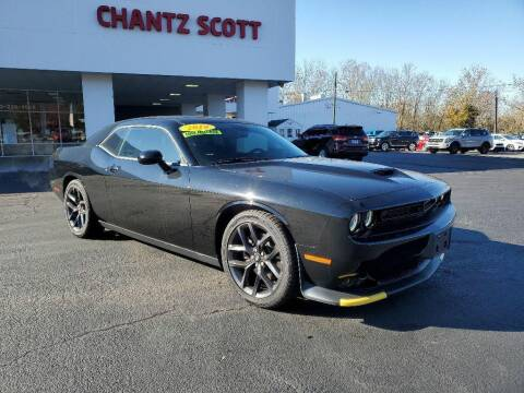 2019 Dodge Challenger for sale at Chantz Scott Kia in Kingsport TN