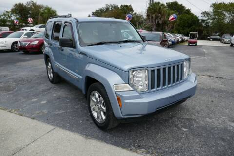2012 Jeep Liberty for sale at J Linn Motors in Clearwater FL