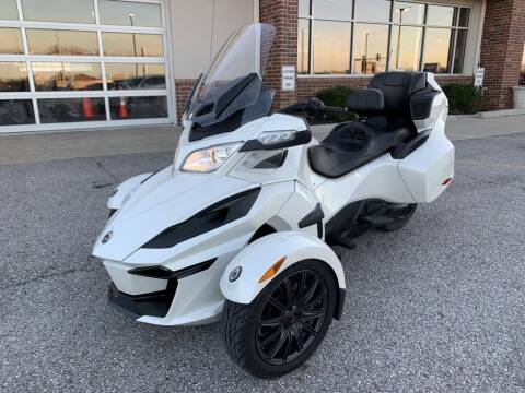 2018 Can-Am Spyder® RT Limited Chrome