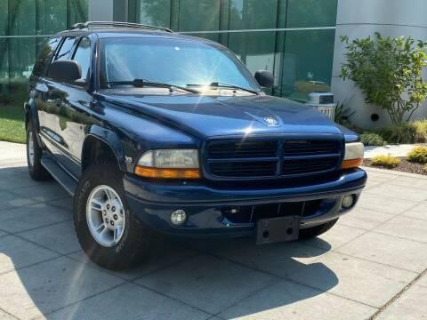 2000 Dodge Durango for sale at Top Motors in San Jose CA