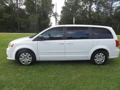 2017 Dodge Grand Caravan for sale at Ward's Motorsports in Pensacola FL
