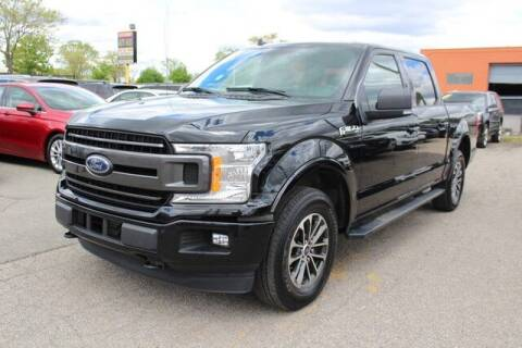 2018 Ford F-150 for sale at Road Runner Auto Sales WAYNE in Wayne MI