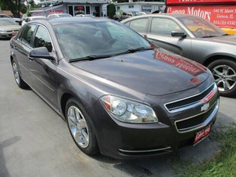 2010 Chevrolet Malibu for sale at GENOA MOTORS INC in Genoa IL