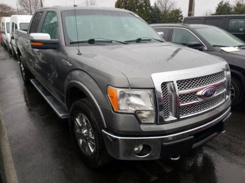 2012 Ford F-150 for sale at Auto Solutions in Maryville TN