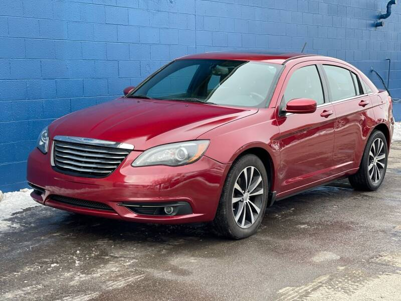 2013 Chrysler 200 for sale at Omega Motors in Waterford MI