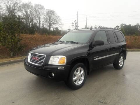 2006 GMC Envoy for sale at Car Shop of Mobile in Mobile AL