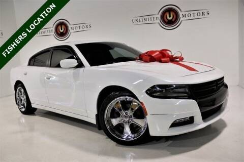 2016 Dodge Charger for sale at Unlimited Motors in Fishers IN