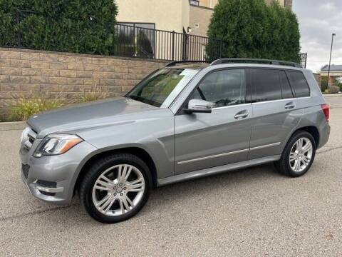 2015 Mercedes-Benz GLK for sale at World Class Motors LLC in Noblesville IN