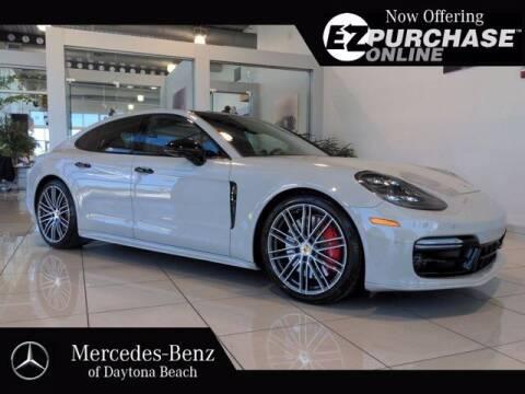 2017 Porsche Panamera for sale at Mercedes-Benz of Daytona Beach in Daytona Beach FL