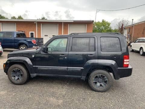 2010 Jeep Liberty for sale at Smart Chevrolet in Madison NC