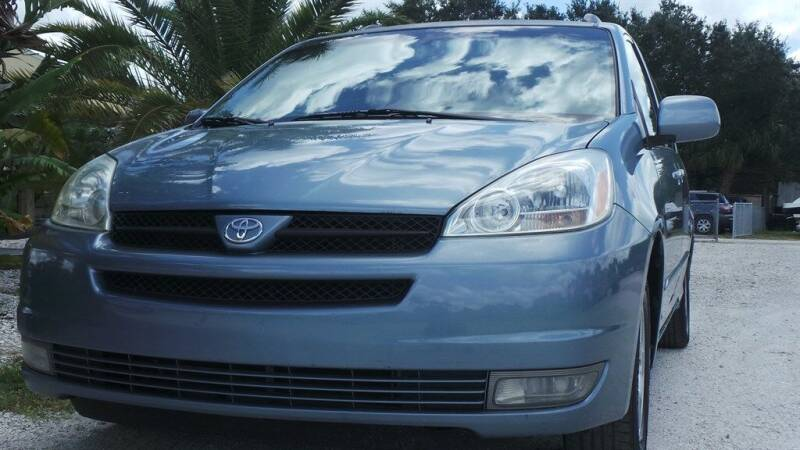 2005 Toyota Sienna for sale at Southwest Florida Auto in Fort Myers FL
