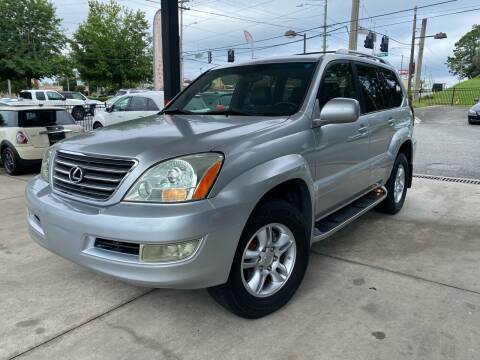 2006 Lexus GX 470 for sale at Michael's Imports in Tallahassee FL
