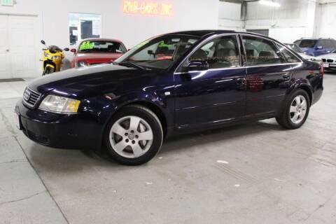 2001 Audi A6 for sale at R n B Cars Inc. in Denver CO