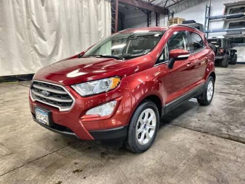 2018 Ford EcoSport for sale at Victoria Auto Sales in Victoria MN