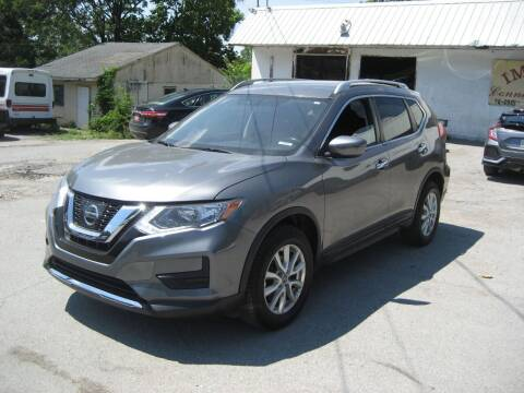 2017 Nissan Rogue for sale at Import Auto Connection in Nashville TN