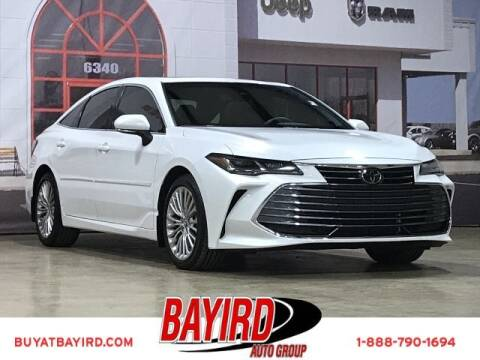 2020 Toyota Avalon for sale at Bayird Truck Center in Paragould AR