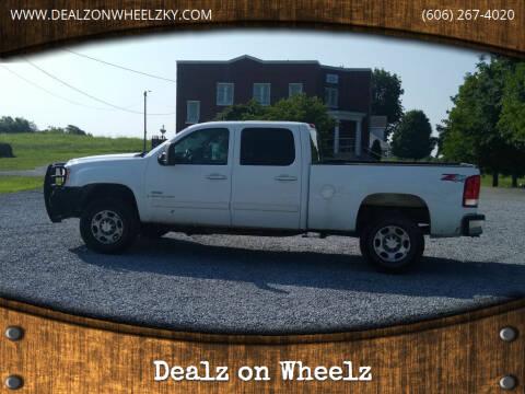 2009 GMC Sierra 2500HD for sale at Dealz on Wheelz in Ewing KY