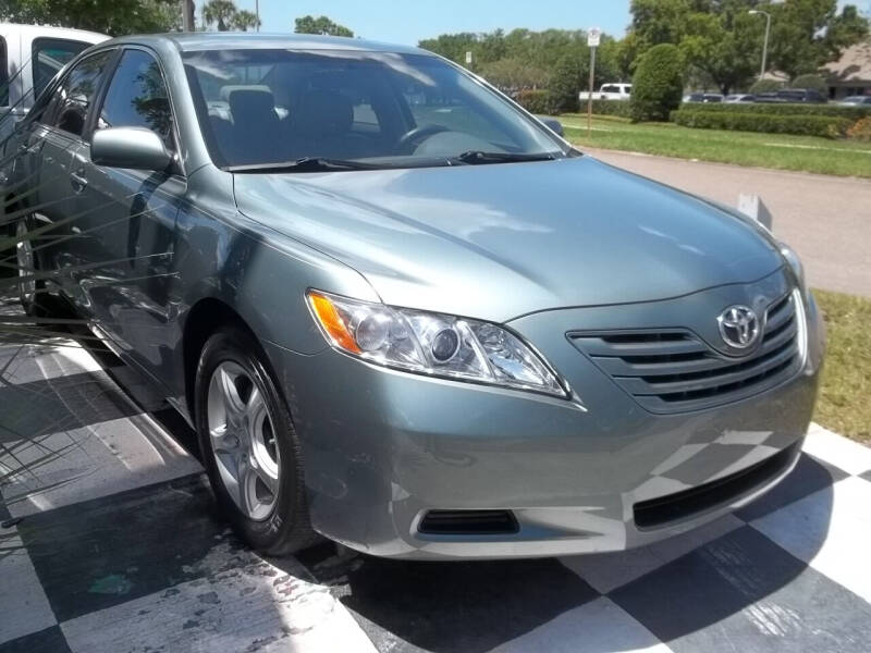 2007 Toyota Camry for sale at PJ's Auto World Inc in Clearwater FL