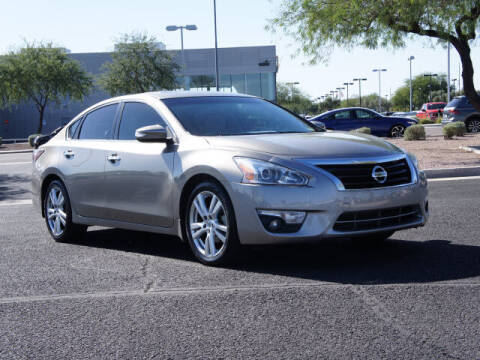 2015 Nissan Altima for sale at CarFinancer.com in Peoria AZ
