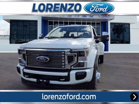 2021 Ford F-450 Super Duty for sale at Lorenzo Ford in Homestead FL