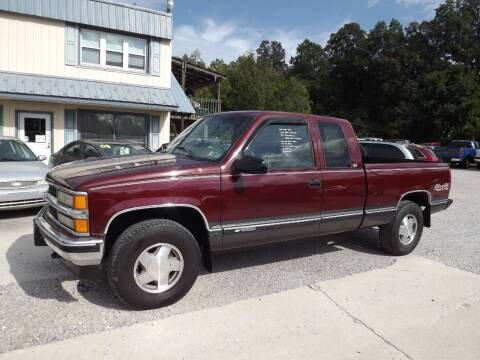 1997 Chevrolet Silverado 1500 for sale at Country Side Auto Sales in East Berlin PA