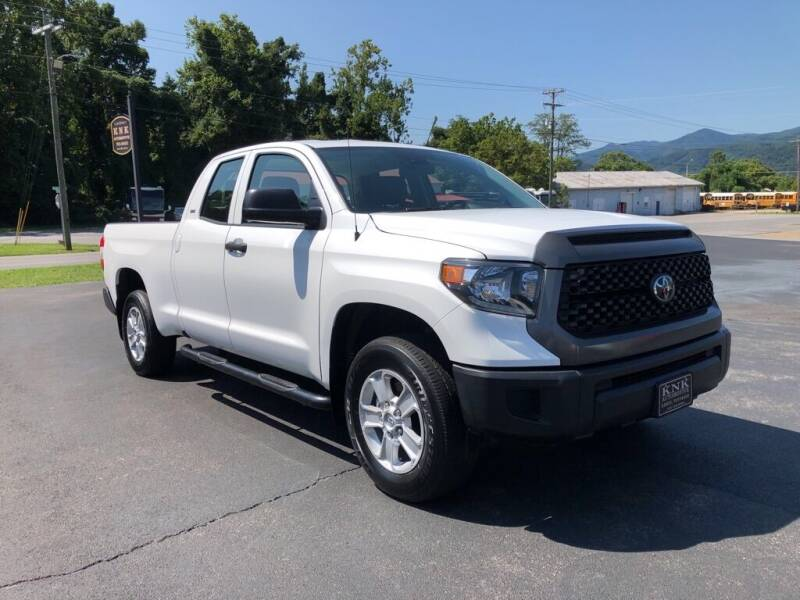 2018 Toyota Tundra for sale at KNK AUTOMOTIVE in Erwin TN