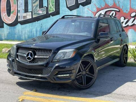 2014 Mercedes-Benz GLK for sale at Palermo Motors in Hollywood FL