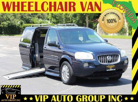 2007 Buick Terraza for sale at VIP Auto Group in Clearwater FL