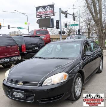2011 Chevrolet Impala for sale at Corridor Motors in Cedar Rapids IA