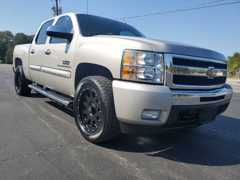 2009 Chevrolet Silverado 1500 for sale at Thornhill Motor Company in Hudson Oaks, TX
