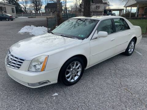 2011 Cadillac DTS for sale at On The Circuit Cars & Trucks in York PA