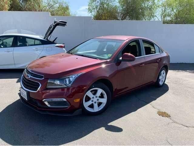 2016 Chevrolet Cruze Limited for sale in La Crescenta, CA